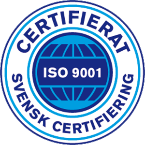 tdb labs are certified with iso 9001